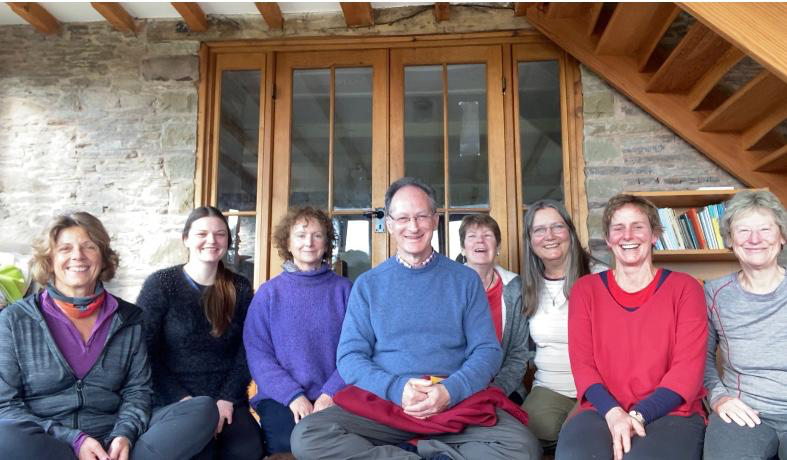 retreat group Nov 19